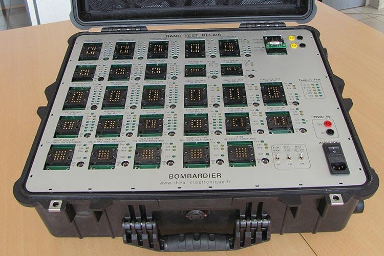Spécialiste En Solutions électroniques Sur Mesure Rhéa électronique